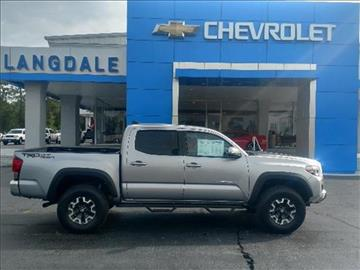 2016 Toyota Tacoma for sale in Moultrie, GA