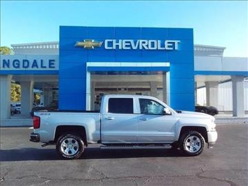 2017 Chevrolet Silverado 1500 for sale in Moultrie GA
