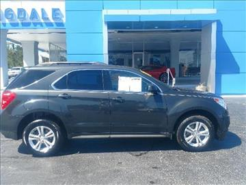 2013 Chevrolet Equinox for sale in Moultrie GA