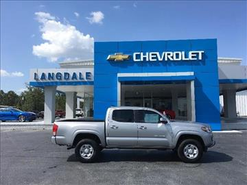 2016 Toyota Tacoma for sale in Moultrie GA