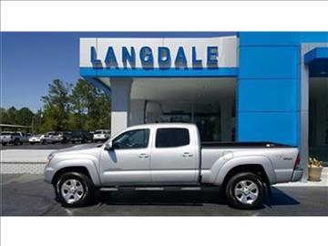 2013 Toyota Tacoma for sale in Moultrie, GA