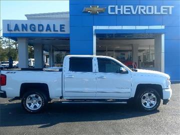 2016 Chevrolet Silverado 1500 for sale in Moultrie, GA