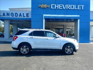 2016 Chevrolet Equinox for sale in Moultrie, GA