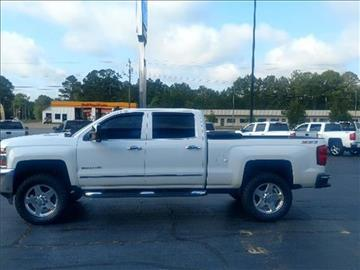 2015 Chevrolet Silverado 2500HD for sale in Moultrie GA