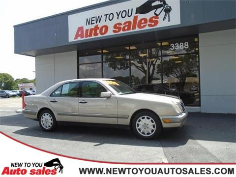 1997 Mercedes-Benz E-Class for sale in Fort Myers, FL