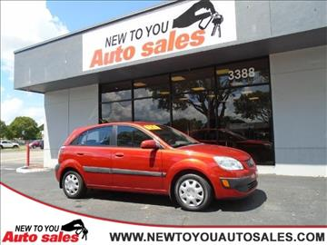 2008 Kia Rio5 for sale in Fort Myers, FL
