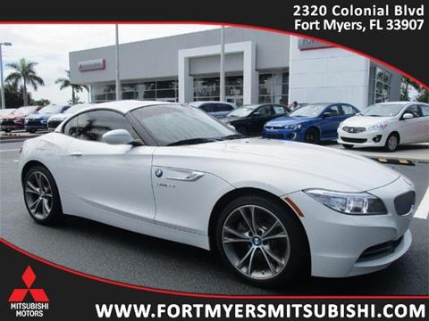 2014 BMW Z4 for sale in Fort Myers, FL