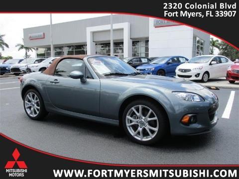 2013 Mazda MX-5 Miata for sale in Fort Myers, FL
