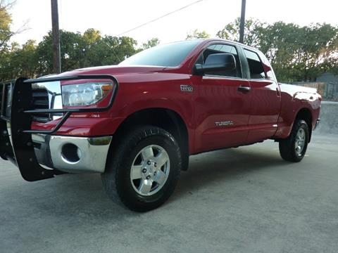 2009 Toyota Tundra for sale in Fort Worth, TX