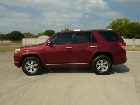 2013 Toyota 4Runner for sale in Fort Worth, TX