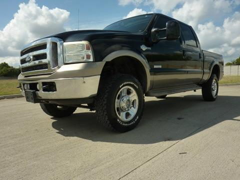2006 Ford F-250 Super Duty for sale in Fort Worth, TX