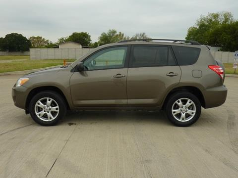 2011 Toyota RAV4 for sale in Fort Worth, TX