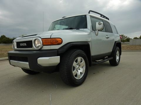 2007 Toyota FJ Cruiser for sale in Fort Worth, TX