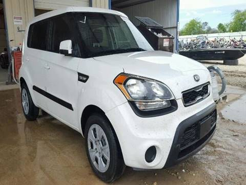 2013 Kia Soul for sale in Marion, TX