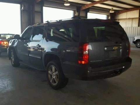 2011 Chevrolet Suburban for sale in Marion, TX