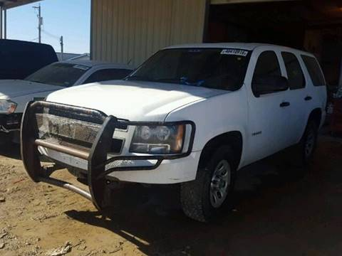 2010 Chevrolet Tahoe for sale in Marion, TX