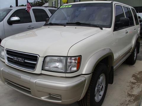 1999 Isuzu Trooper for sale in Marion, TX