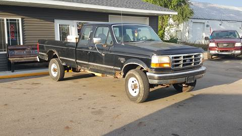 1993 Ford F-250 for sale in Wadena, MN