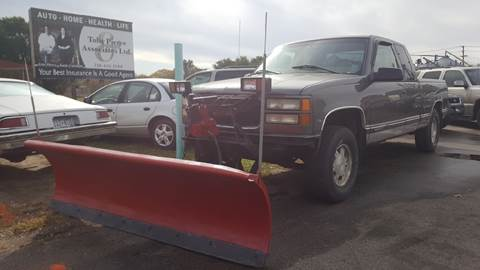 1999 GMC Sierra 1500 Classic for sale in Wadena, MN