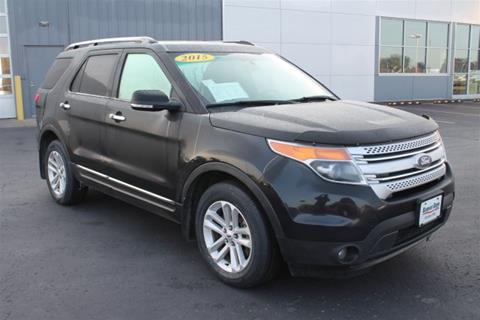 2015 Ford Explorer for sale in Beaver Dam WI