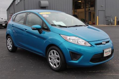 2013 Ford Fiesta for sale in Beaver Dam WI