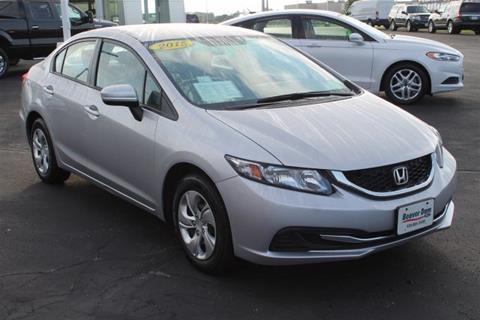 2015 Honda Civic for sale in Beaver Dam, WI