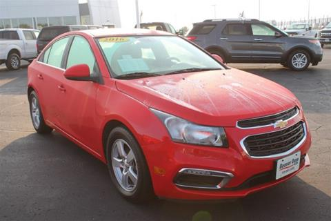 2016 Chevrolet Cruze Limited for sale in Beaver Dam WI