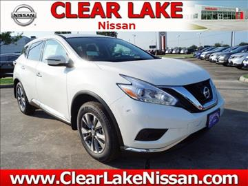 2017 Nissan Murano for sale in League City, TX