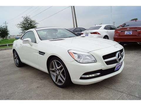 2013 Mercedes-Benz SLK for sale in League City, TX