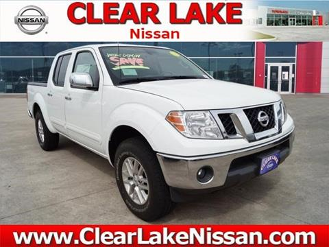 2015 Nissan Frontier for sale in League City, TX