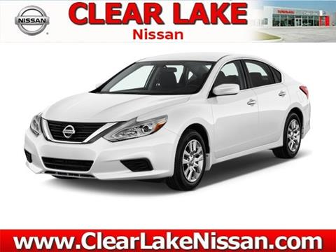 2017 Nissan Altima for sale in League City, TX