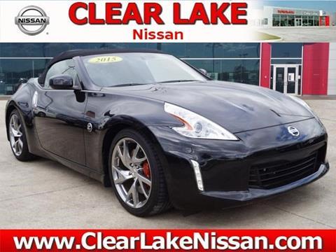 2015 Nissan 370Z for sale in League City, TX