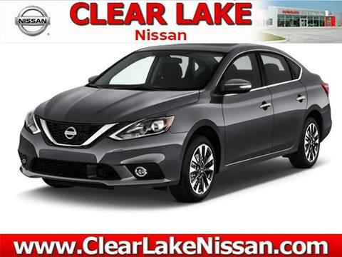 2017 Nissan Sentra for sale in League City, TX