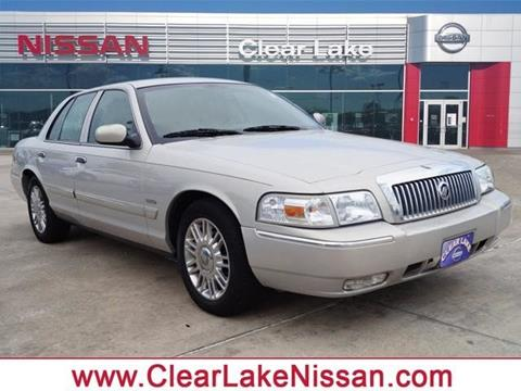 2009 Mercury Grand Marquis for sale in League City, TX