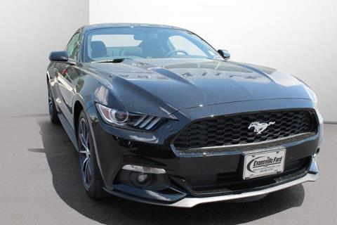2017 Ford Mustang for sale in Evansville WI