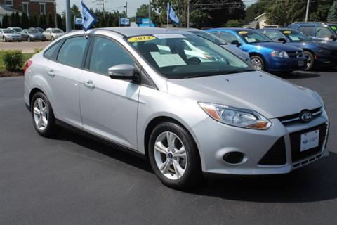 2014 Ford Focus for sale in Evansville WI