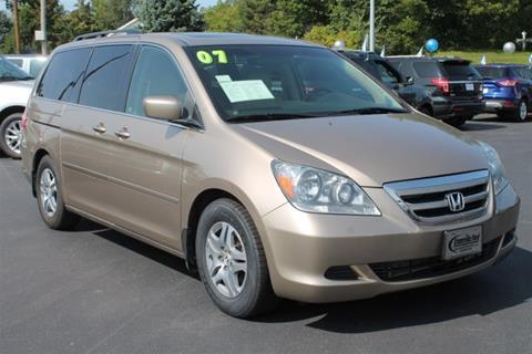 2007 Honda Odyssey for sale in Evansville, WI