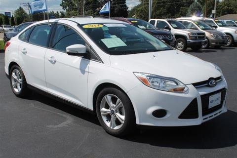 2014 Ford Focus for sale in Evansville, WI