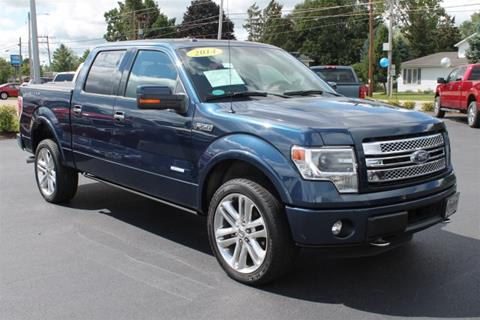 2014 Ford F-150 for sale in Evansville WI