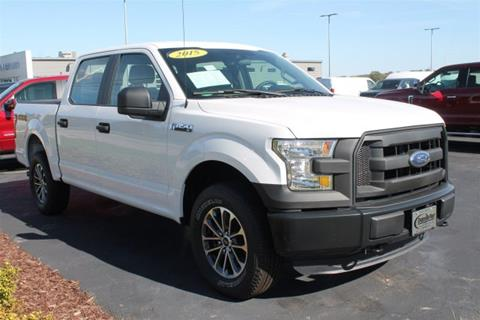 2015 Ford F-150 for sale in Evansville WI