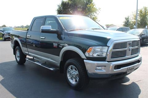 2011 RAM Ram Pickup 2500 for sale in Evansville WI