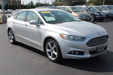 2013 Ford Fusion for sale in Evansville WI