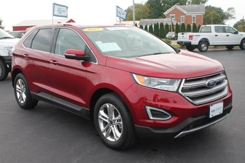 2015 Ford Edge for sale in Evansville WI