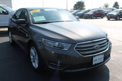 2015 Ford Taurus for sale in Evansville, WI