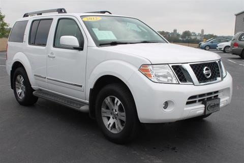 2012 Nissan Pathfinder for sale in Evansville, WI