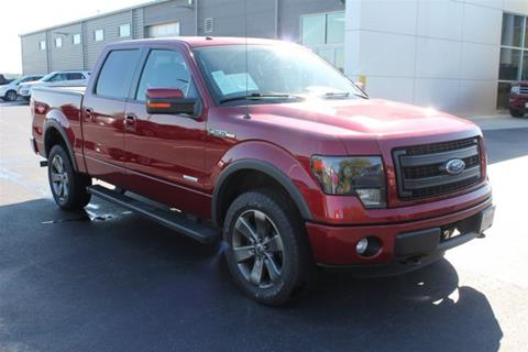 2013 Ford F-150 for sale in Evansville, WI