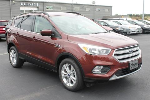 2018 Ford Escape for sale in Evansville, WI