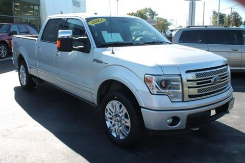 2013 Ford F-150 for sale in Evansville WI