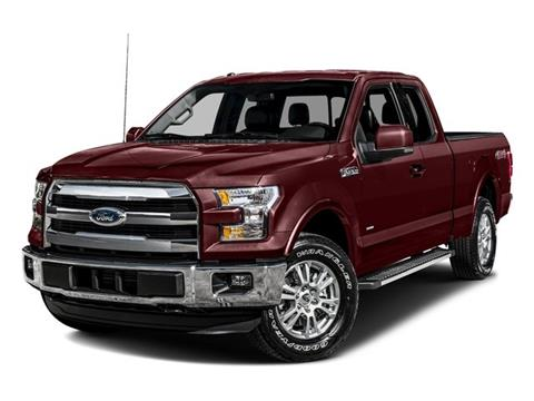 2017 Ford F-150 for sale in Evansville, WI