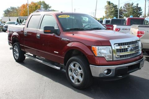 2014 Ford F-150 for sale in Evansville, WI